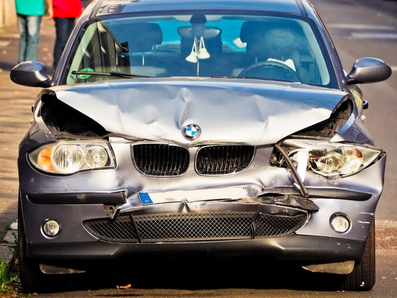 What to do if you get into a car accident in Henderson, NV